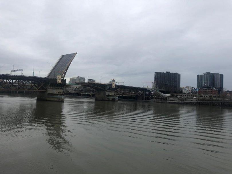 bridge in Portland Oregon