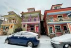 2021 portland snow