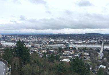 Environment Portland Oregon